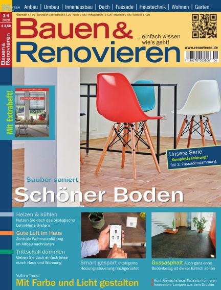 Bauen & Renovieren February 22, 2020 00:00
