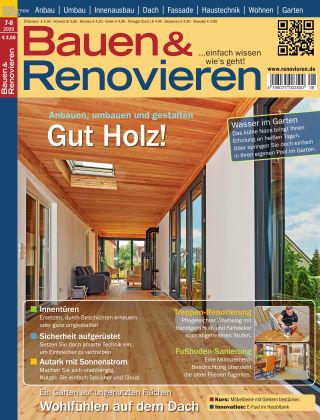 Bauen & Renovieren 7/8-2020