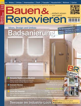 Bauen & Renovieren 9/10-2020