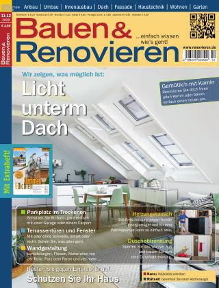 Bauen & Renovieren 11/12-2020