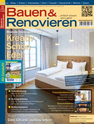 Bauen & Renovieren 1/2-2021