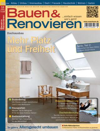 Bauen & Renovieren 5/6-2021