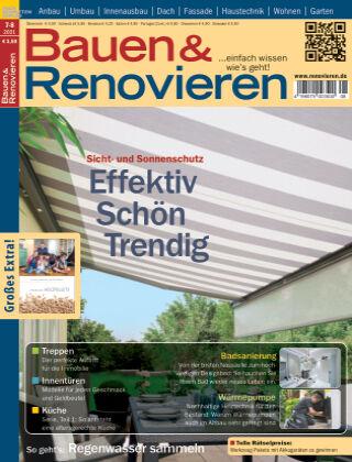 Bauen & Renovieren 7/8-2021