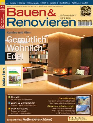 Bauen & Renovieren 9/10-2021