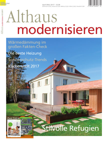 Althaus modernisieren March 18, 2017 00:00