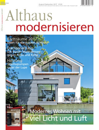 Althaus modernisieren 8/9-17