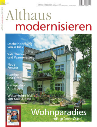 Althaus modernisieren 10/11-17