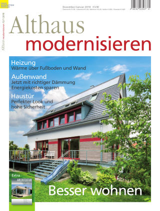 Althaus modernisieren 12/1-18
