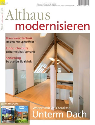 Althaus modernisieren 2/3-18