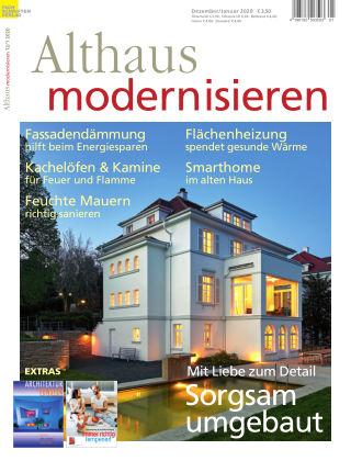 Althaus modernisieren 12/1-2020