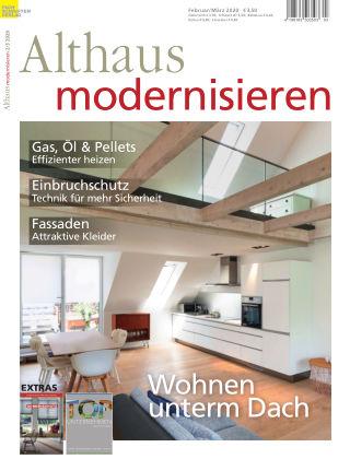 Althaus modernisieren 2/3-2020