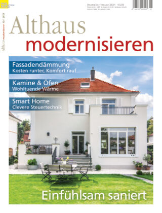 Althaus modernisieren 12/1-2021