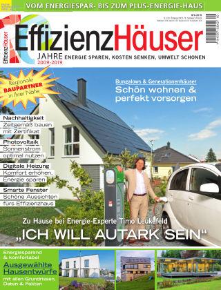 Effizienzhäuser 8/9-2019