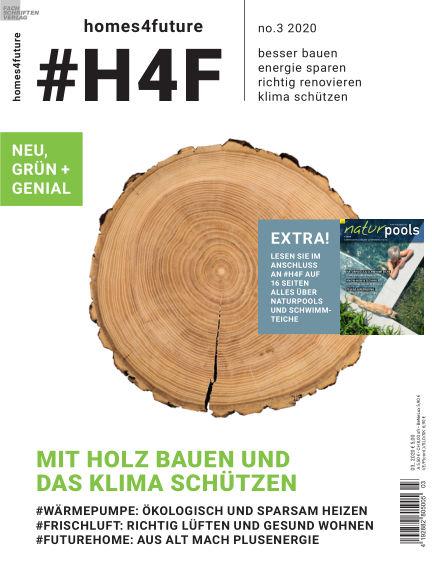 #H4F – homes4future June 06, 2020 00:00