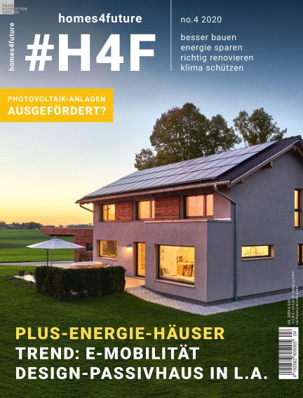 #H4F – homes4future September 12, 2020 00:00