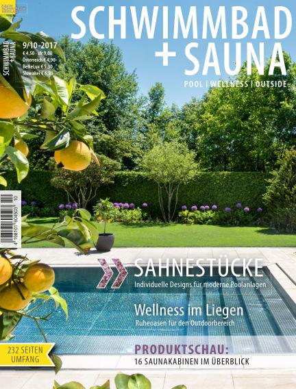 Schwimmbad + Sauna August 19, 2017 00:00