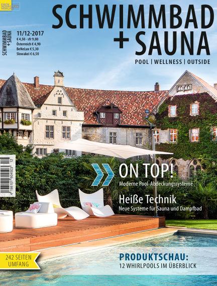 Schwimmbad + Sauna October 21, 2017 00:00