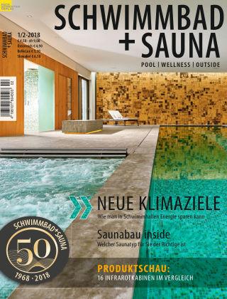 Schwimmbad + Sauna 1/2-18