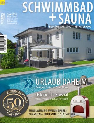 Schwimmbad + Sauna 5/6-2018