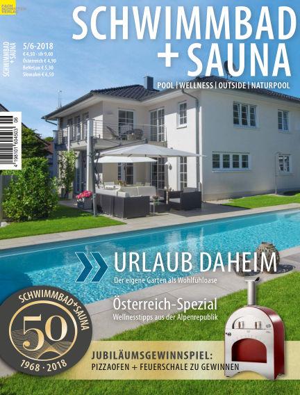 Schwimmbad + Sauna April 28, 2018 00:00