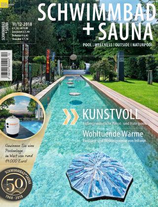 Schwimmbad + Sauna 11/12-2018