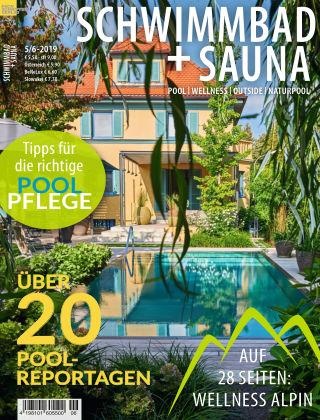 Schwimmbad + Sauna 5/6-2019