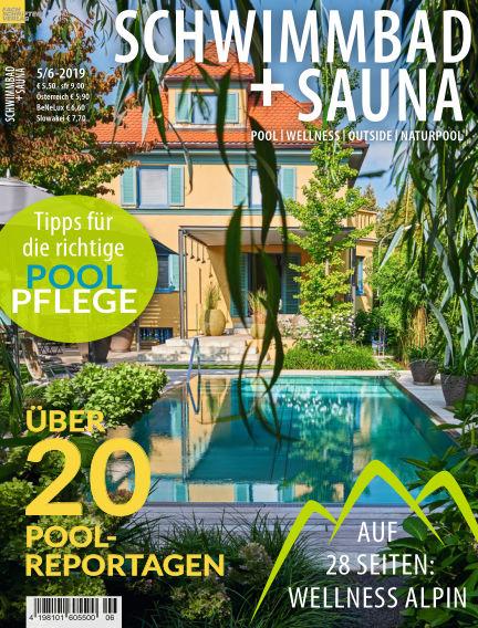 Schwimmbad + Sauna April 27, 2019 00:00