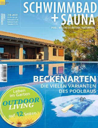 Schwimmbad + Sauna 7/8-2019