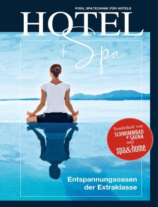 Schwimmbad + Sauna HOTEL+Spa