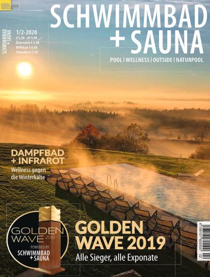 Schwimmbad + Sauna December 21, 2019 00:00