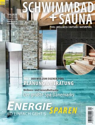 Schwimmbad + Sauna 3/4-2020