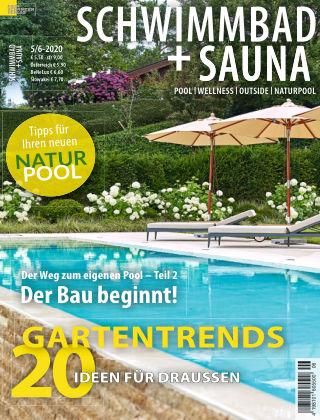 Schwimmbad + Sauna 5/6-2020
