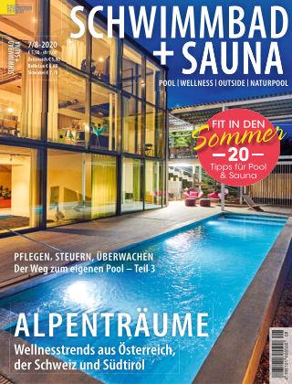 Schwimmbad + Sauna 7/8-2020
