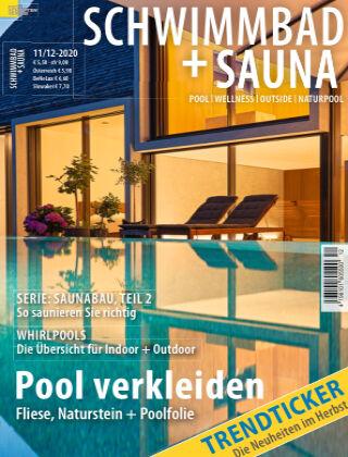 Schwimmbad + Sauna 11/12-2020
