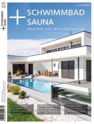 Schwimmbad + Sauna 3/4-2021