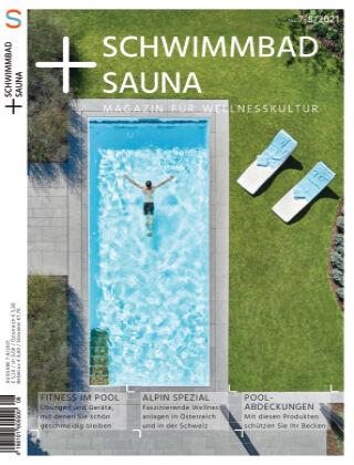 Schwimmbad + Sauna 7/8-2021