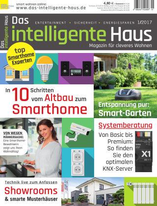 Das intelligente Haus 1/2017