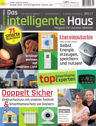 Das intelligente Haus 2/2017