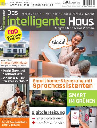 Das intelligente Haus 1/2018