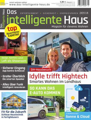 Das intelligente Haus 2/2018