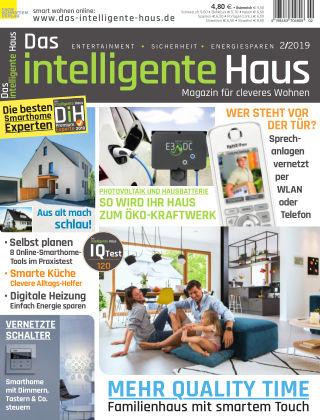 Das intelligente Haus 2/2019