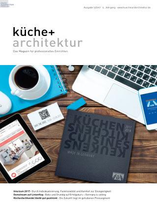 küche+architektur 3/2017