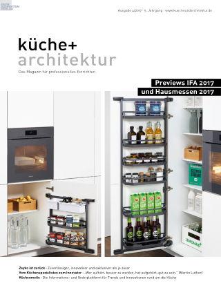 küche+architektur 4/2017