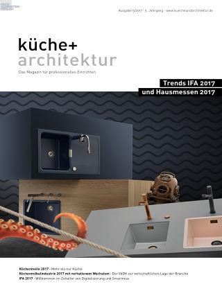 küche+architektur 5/2017