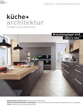 küche+architektur 6/2017