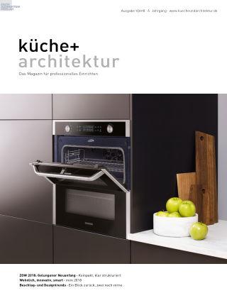 küche+architektur 1/2018