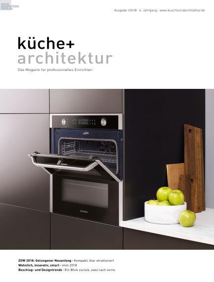 küche+architektur March 05, 2018 00:00