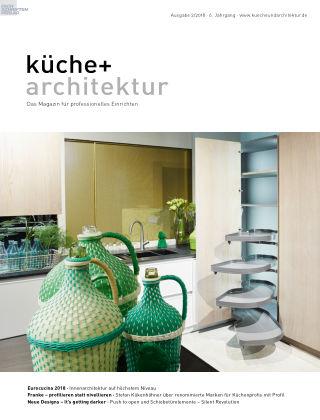 küche+architektur 2/2018