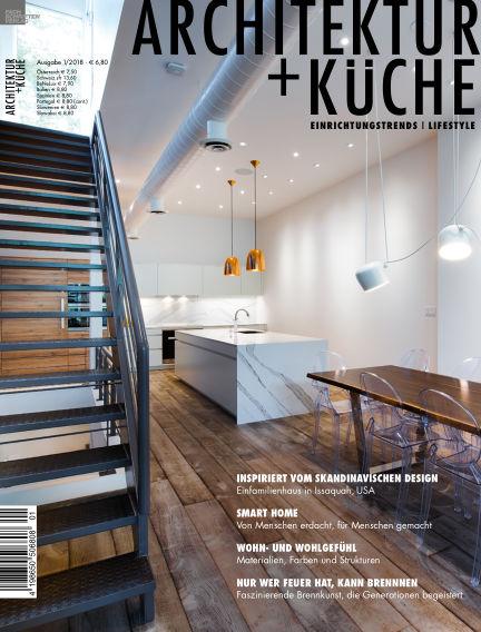 küche+architektur May 19, 2018 00:00