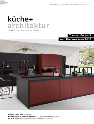 küche+architektur 5/2018